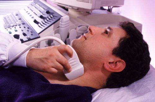 ultrazvok vratnih žil