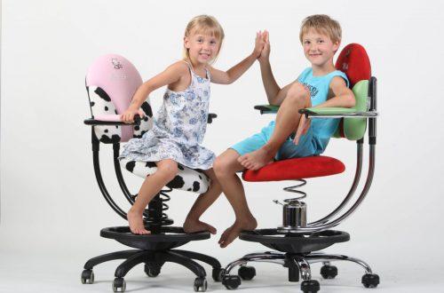 otroški stoli